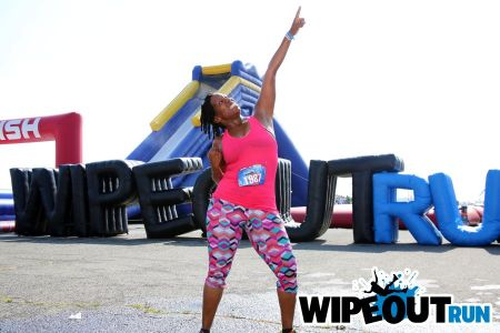 Wipeout Run event recap